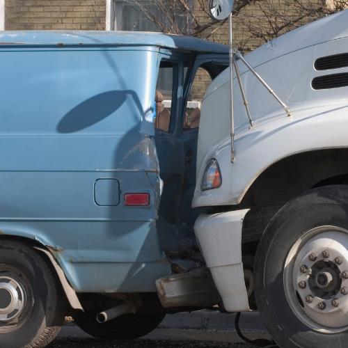 alerta de colision del vehiculo